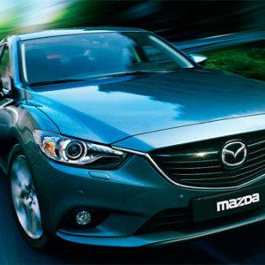 Mazda 6 GJ SkyActive